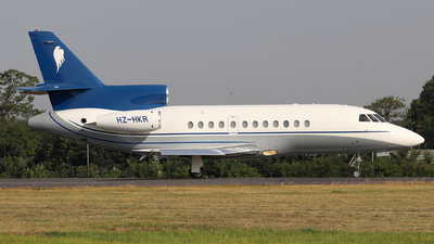 HZ-HKR - Dassault Falcon 900B - Private