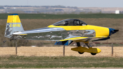 C-GVRZ - Mustang Aeronautics Bushby Mustang II - Private