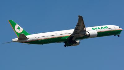 Eva Air Flight Status, Live Eva Air Flights Tracking ...