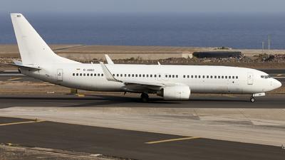D-ABBD - Boeing 737-86J - TUI