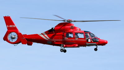 G-REDG - Eurocopter AS 365N3 Dauphin - Bond Offshore Helicopters
