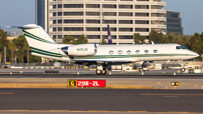 N412JD - Gulfstream G-IV - Private