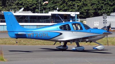 N720RL - Cirrus SR22T - Private