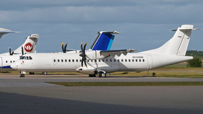 N155NK - ATR 72-212A(500) - Nordic Aviation Capital (NAC)