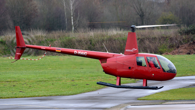 D-HAIC - Robinson R44 Clipper II - Aeroheli International