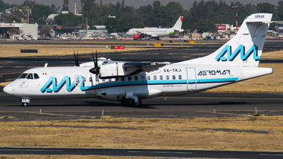 XA-TKJ - ATR 42-500 - Aeromar