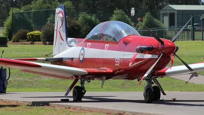 A23-059 - Pilatus PC-9A - Australia - Royal Australian Air Force (RAAF)
