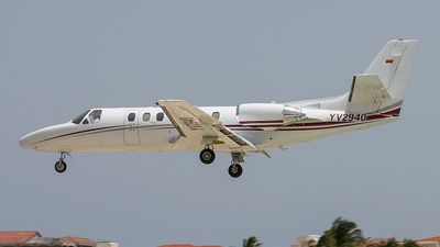 YV2940 - Cessna 550B Citation Bravo - Private