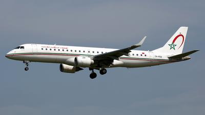 CN-RGQ - Embraer 190-100IGW - Royal Air Maroc (RAM)