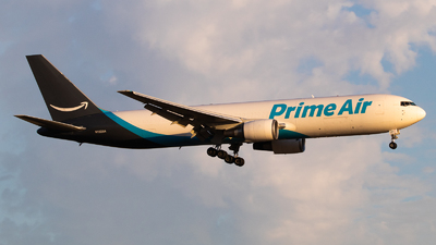 N1229A - Boeing 767-306(ER)(BDSF) - Amazon Prime Air (Atlas Air)