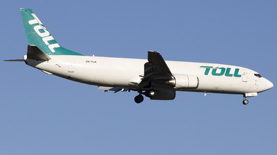 ZK-TLK - Boeing 737-476(SF) - Airwork New Zealand