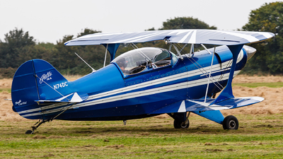 N74DC - Pitts S-2A Special - Private