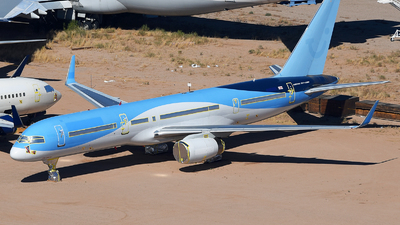 G-BYAY - Boeing 757-204 - Untitled