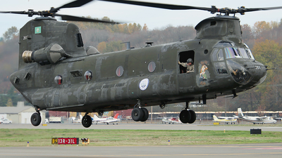 91-00261 - Boeing CH-47D Chinook - United States - US Army