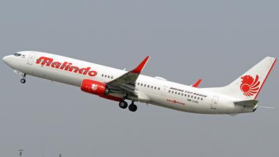 9M-LNG - Boeing 737-9GPER - Malindo Air