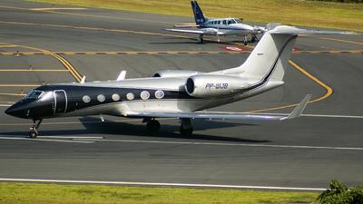 PP-WJB - Gulfstream G-IV(SP) - Colt Aviation