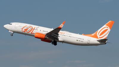 A picture of PRGXJ - Boeing 7378EH - GOL Linhas Aereas - © danilosantos