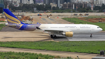 JY-JVB - Airbus A330-203 - Jordan Aviation