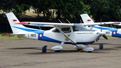 L-1802 - Cessna 182T Skylane - Indonesia - Air Force