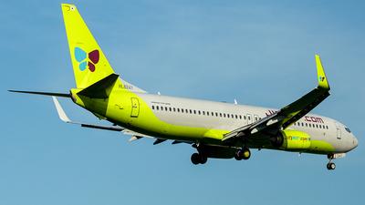 HL8247 - Boeing 737-8SH - Jin Air