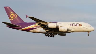 HS-TUC - Airbus A380-841 - Thai Airways International