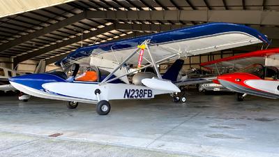 N238FB - Progressive Aerodyne Searey LSX - Private