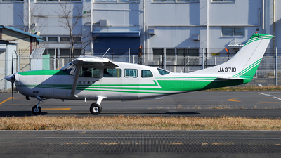 JA3710 - Cessna T207 Turbo Skywagon - Kyoritsu Air