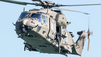 MM81545 - NH Industries NH-90TTH - Italy - Army
