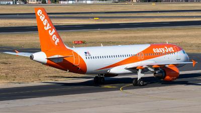 OE-IZC - Airbus A320-214 - easyJet Europe