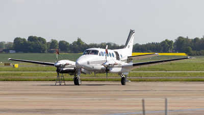 A picture of PHZGZ - Beech C90A King Air - [LJ1236] - © Tobias Green