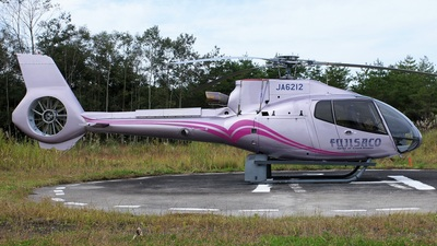 JA6212 - Eurocopter EC 130B4 - Private