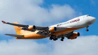 A picture of N904AR - Boeing 747428F(ER) - Sky Lease Cargo - © Lorenzo P
