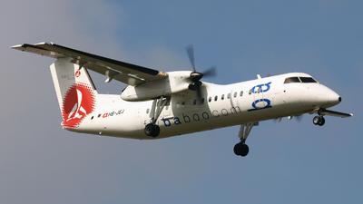 HB-JEJ - Bombardier Dash 8-Q315 - Flybaboo