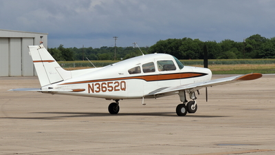 N3652Q - Beechcraft A23-24 Musketeer Super III - Private