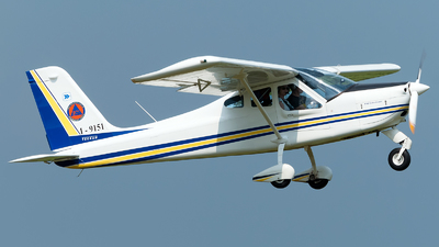 I-9151 - Tecnam P92 Echo Super - Private