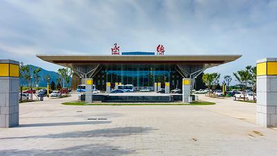 ZBCD - Airport - Terminal