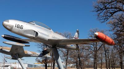 133186 - Canadair CT-133 Silver Star - Canada - Royal Canadian Air Force (RCAF)