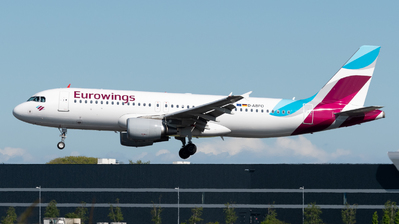 D-ABFO - Airbus A320-214 - Eurowings (Air Berlin)