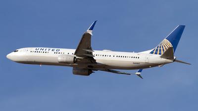 N68807 - Boeing 737-924ER - United Airlines