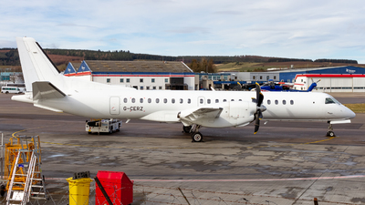 A picture of GCERZ - Saab 2000 - Eastern Airways - © Ethan Hew - p_nilly