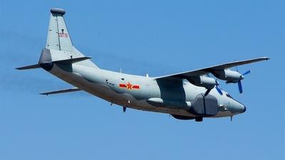 20778 - Shaanxi Y-8 GX3 - China - Air Force