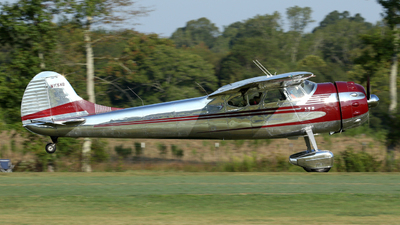 N195KB - Cessna 195 - Private