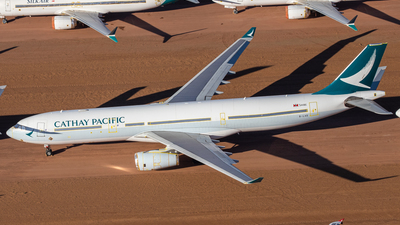 A picture of BLAD - Airbus A330342 - Cathay Pacific - © TommyNG