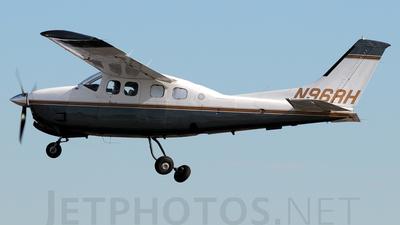 N96RH - Cessna P210N Pressurized Centurion II - Private