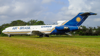 PR-AIB - Boeing 727-227(Adv)(F) - Air Brasil Cargo