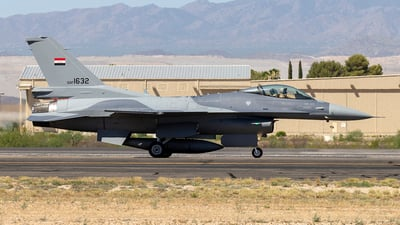 1632 - Lockheed Martin F-16C Fighting Falcon - Iraq - Air Force