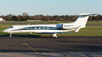 N5000X - Gulfstream G-V - Private