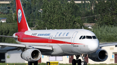 B-6905 - Airbus A320-232 - Sichuan Airlines