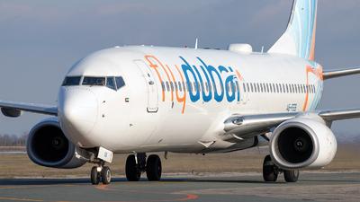 A picture of A6FEB - Boeing 7378KN - FlyDubai - © Loredana Cioclei