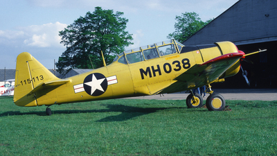 F-AZAU - North American AT-6G Texan - Private
